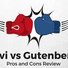 Gutenberg and WordPress 5