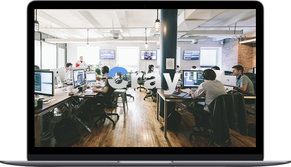Cray Media Group Office